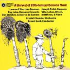 Harvest of 20th Century Bassoon Music