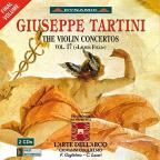 Giuseppe Tartini: The Violin Concertos, Vol. 17