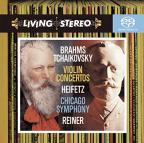 Brahms, Tchaikovsky: Violin Concertos