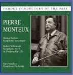 Famous Conductors of the Past: Pierre Monteux
