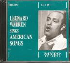 Leonard Warren Sings American & Other