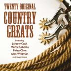 Twenty Original Country Greats