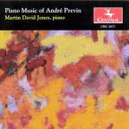 Piano Music of Andre Previn