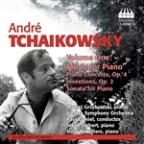 Andre Tchaikowsky: Music for Piano, Vol. 1