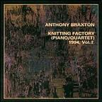 Knitting Factory (Piano/Quartet) 1994, Vol. 2