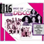Ultimate 16: Best Of Disco
