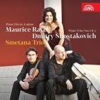 Maurice Ravel: Piano Trio in A minor; Dmitri Shostakovich: Piano Trios Nos. 1 & 2