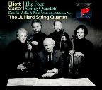 Carter: The Four String Quartets / Juilliard String Quartet