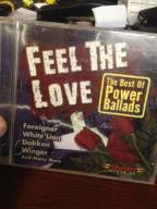 Feel The Love: Best Of Power Ballads