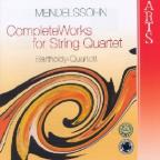Mendelssohn: Complete Works for String Quartet