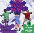 Kid's Dance Party: Hot Hot, Vol. 3