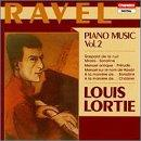 Ravel: Piano Music Vol 2 / Louis Lortie