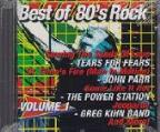 Best Of 80's Rock Vol. 1