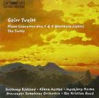 Geirr Tveitt: Piano Concertos Nos. 1 & 4 (Northern Lights); The Turtle