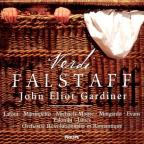 Verdi: Falstaff / Gardiner, Lafont, Martinpelto, et al