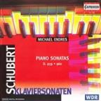 Schubert: Piano Sonatas Nos. 20 And 21