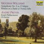 Vaughan Williams: Symphony No. 5; Tallis Fantasia