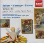 Delibes, Messager, Gounod: Ballet Suites