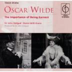 Wilde:Importance Of Being Earnest
