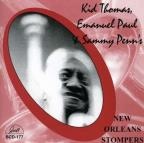 Kid Thomas and Emanuel Paul New Orleans Stompers