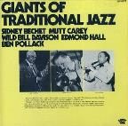Giants Of Traditional Jazz