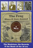 Frog Blues & Jazz Annual, No. 2