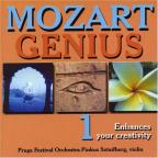 Mozart Genius: 1 Enhances your creativity