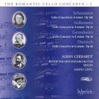 Romantic Cello Concerto 2