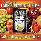 Trudys Farmer Market Kids Fall In Love With Fruits