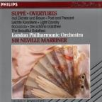 Franz von Suppé: Overtures / Marriner, London Philharmonic