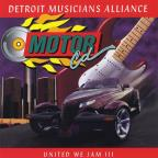 Motor CD: United We Jam, Vol. 3