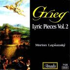 Grieg: Lyric Pieces, Vol. 2