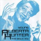 Young Alberta Hunter: The 20's &amp; 30's