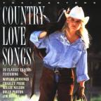 Country Love Songs: Masters