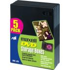 DVD Jewel Case 5pak - DVD-JC5