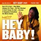 Karaoke: Hey Baby Pop Male - Female