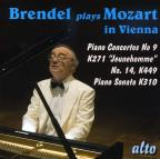 Brendel Plays Mozart in Vienna