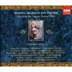 Martha Argerich and Friends Live from the Lugano Festival 2008