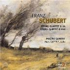 Schubert: String Quartet D 94, Etc / Coppey, Prazak Quartet