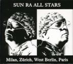 Milan, Zurich, West Berlin, Paris: 5 Discs