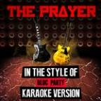 Prayer (In The Style Of Bloc Party) [karaoke Version] - Single