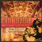 Sacred Treasures, Vol. 2: Choral Masterworks from the Sistine Chapel