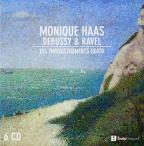 Monique Haas Plays Debussy & Ravel