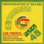 "Greensleeves 12"" Rulers: Jah Thomas"