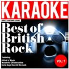 Karaoke - British Rock, Vol. 7