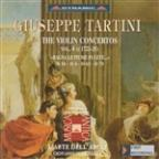Giuseppe Tartini: The Violin Concertos, Vol. 4 (Bagna le piume in lete...)