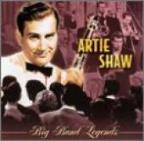 Artie Shaw Big Band Legends Best Of