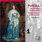 1+1 Purcell: Ten Sonatas In Four Parts, Etc /London Baroque