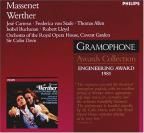 Massenet: Werther / Sir Colin Davis, Carreras, Von Stade