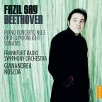Beethoven: Piano Concerto No. 3; Piano Sontaas, Op. 111 & Moonlight
